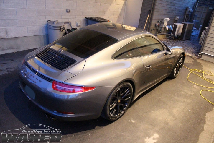 luxury car detailing ottawa