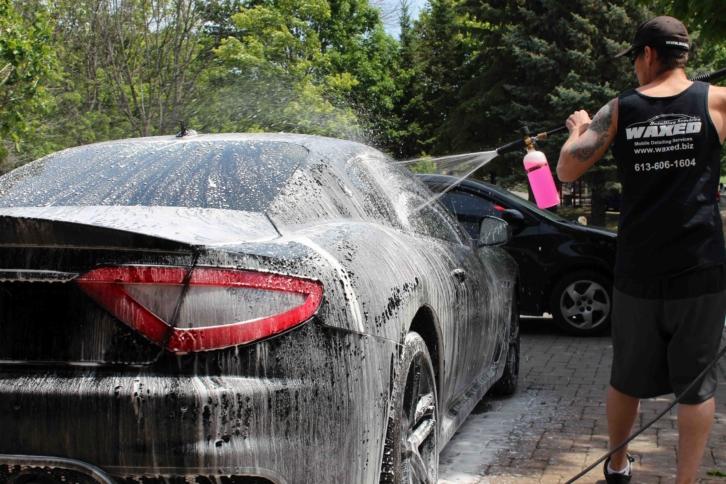 auto washing ottawa